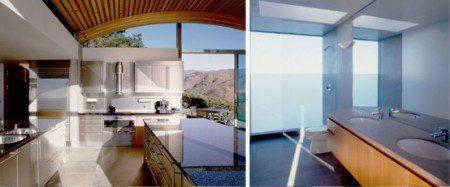загородный дом с прекрасным видом из окна
