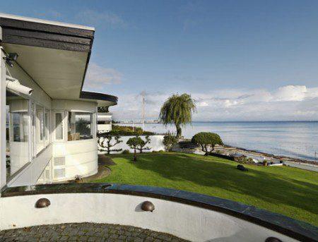 Дом с прекрасным видом на море