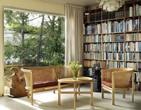 дизайн интерьера гостиной в вилле