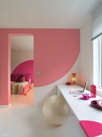 Краска для стен, чтобы сделать ваш интерьер более глубокий и смелый
