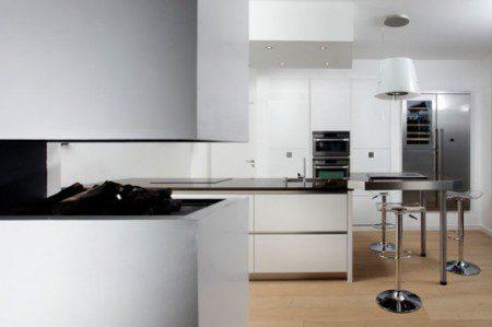 проект кухни угловой