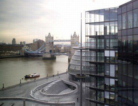 Офисное здание в Лондоне