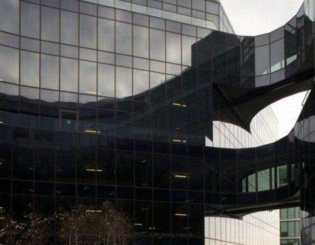 фото офисного здания в Лондоне