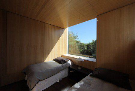 дизайн интерьера горного дома