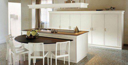 Уютный классический дизайн кухни - Флоренция от Snaidero