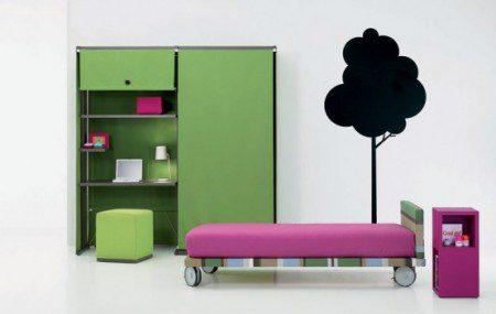 дизайн комнаты для девушки подростка