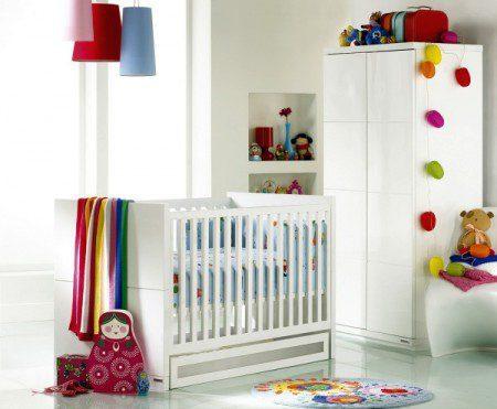 дизайн детских маленьких комнат
