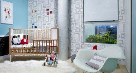 дизайн детской комнаты на двоих