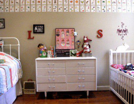дизайн проекты детских комнат