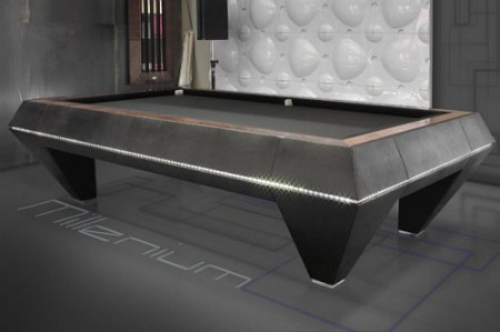 Бильярдный стол «Миллениум» от Cavicchi Billiards, Италия
