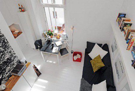 Декорируем маленькую квартиру: не так уж трудно, в конце концов
