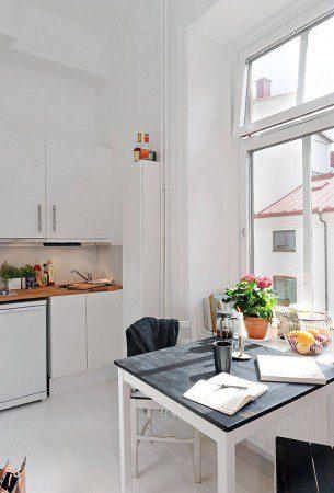 дизайн квартиры маленькой площади