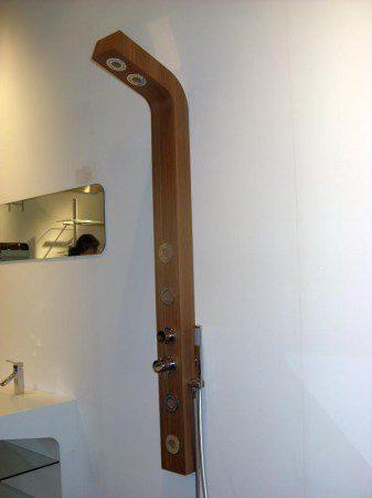 Деревянная коллекция для ванной комнаты, Милан 2010
