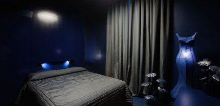 интерьер и оборудование гостиниц