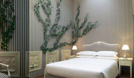 декоративное оформление интерьера гостиниц