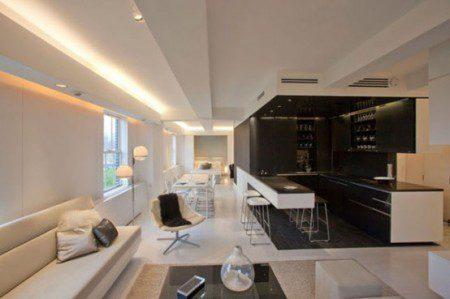 Две комбинированные однокомнатные квартиры со встроенной мебелью