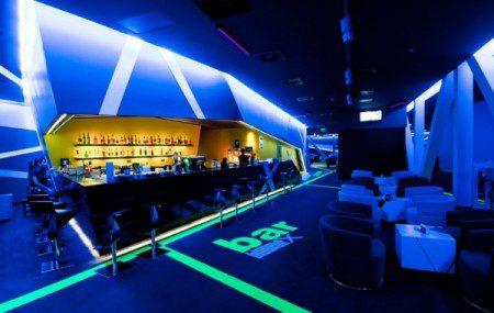 Экстремальный дизайн: игровой клуб Blackbox в Тимишоара, Румыния