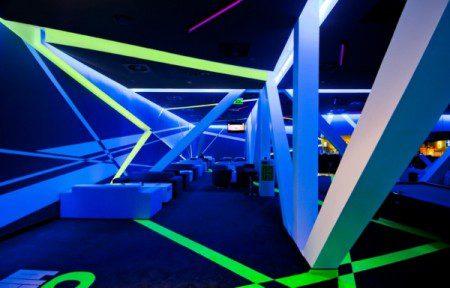 дизайн интернет клуба