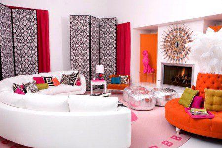 дизайн гостиных комнат