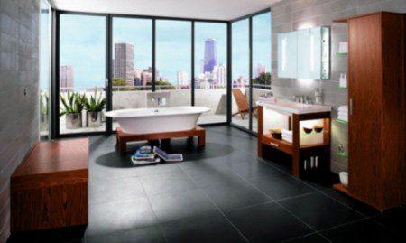 интерьер ванной фотографии