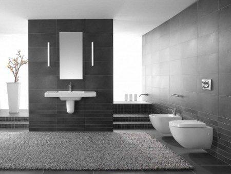 фотографии интерьеров ванных комнат