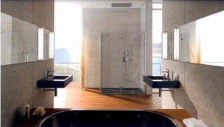 интерьер ванных комнат в картинках