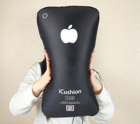 iphone подушка