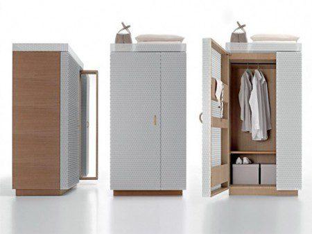 Коллекция мебели Net-Box от компании Молтени