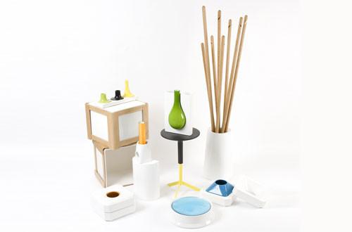 Маленькие и стильные элементы декора интерьера дизайнера Luca Nichetto
