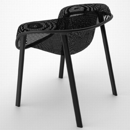 Необыкновенный проект стула от Тома Диксона
