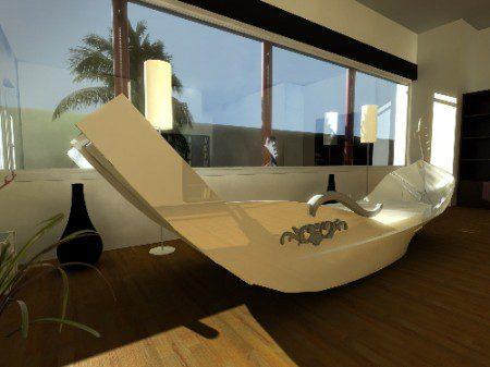 Новый дизайн мебели от Lerny Woo