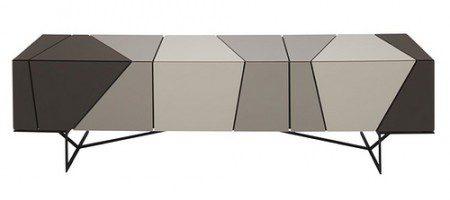Ограниченная серия буфетов от дизайнера Peter Maly для Ligne Roset
