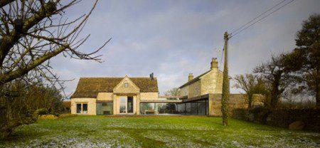 Реставрация викторианского дома фермы в семейный дом