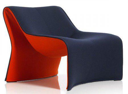 Тканый стул от Jehs и Laub для Cassina