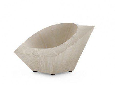 TWB стулья дизайнера Raw Edges для Cappellini