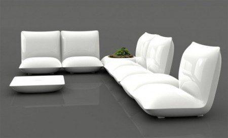 фото мебели для улицы