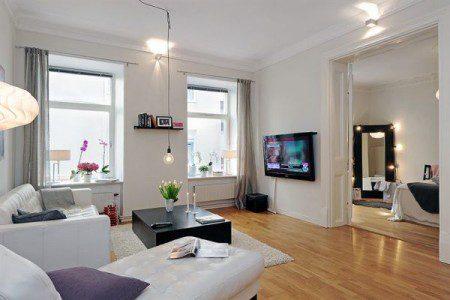 Хороший вкус: скандинавский дизайн квартиры