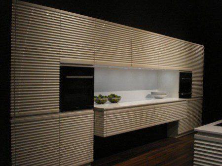Запоминающийся дизайн кухни, Милан 2010