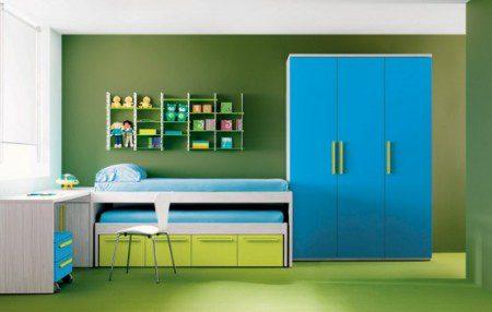 10 идей дизайна детской комнаты