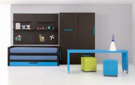 дизайн интерьера детской комнаты фото
