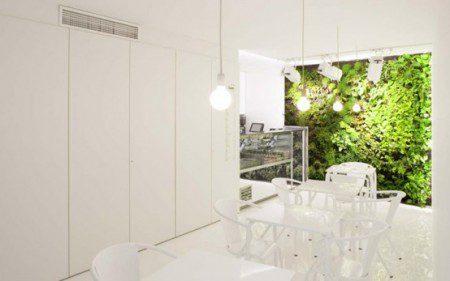 10 внутренних вертикальных примера дизайна сада