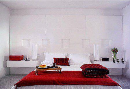 дизайн спальной фото