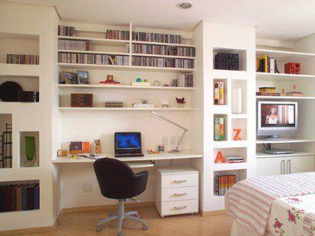 12 идей дизайна домашнего офиса