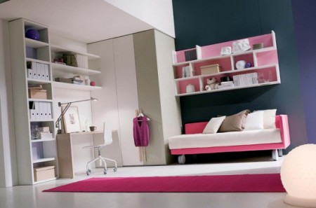 фото комнаты для девочки