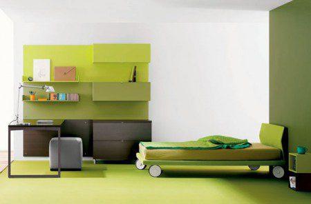 дизайн интерьера комнаты для девушки