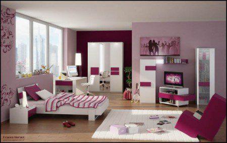 фото комнаты для девочки подростка