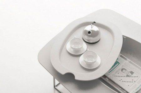 дизайн необычного кофейного столика