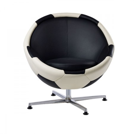 кресло в виде мяча
