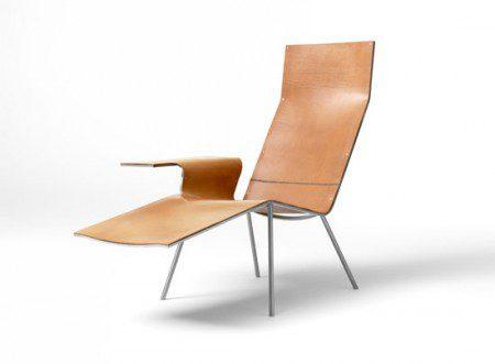 дизайн кожаного кресла