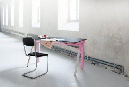 Модный и функциональный рабочий стол - Q1 от компании Sottoform